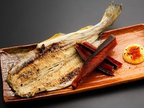 鮭とば&氷下魚 (2)